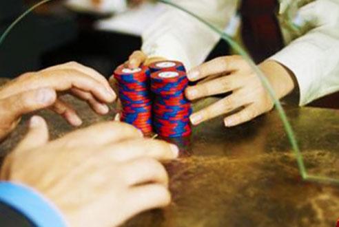 Casino Cashier Work